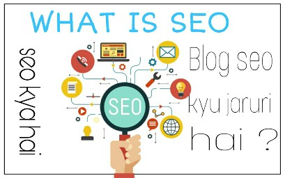 What-is-seo search engine optimization-kya-haii
