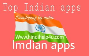 Made in indian apps