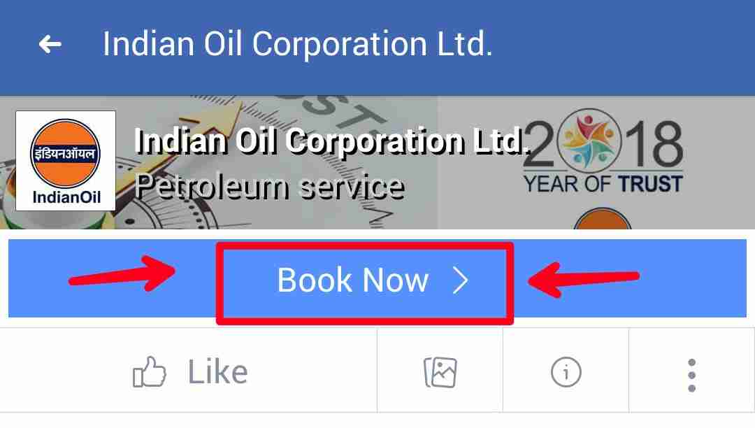 Facebook Se Gas Cylinder Booking Kaise karte hai.