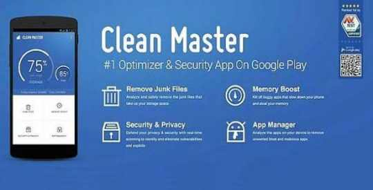 Mobile clean master app download