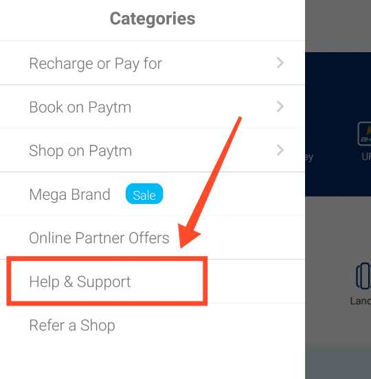 Paytm block help and support venter