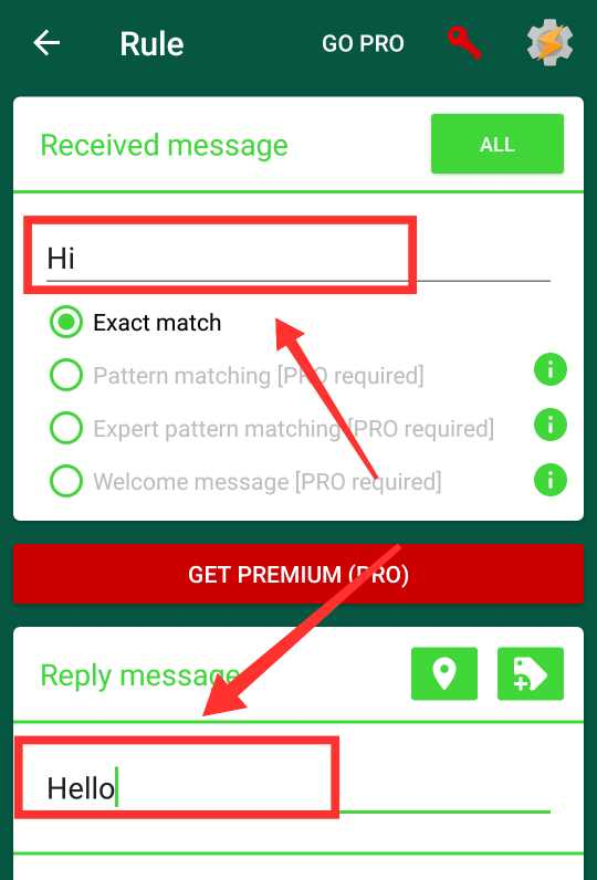 Whatsapp Massage ka Automatically reply kaise kare