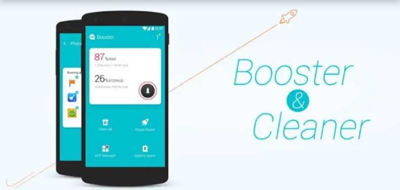 Mobile booster and cleaner app download