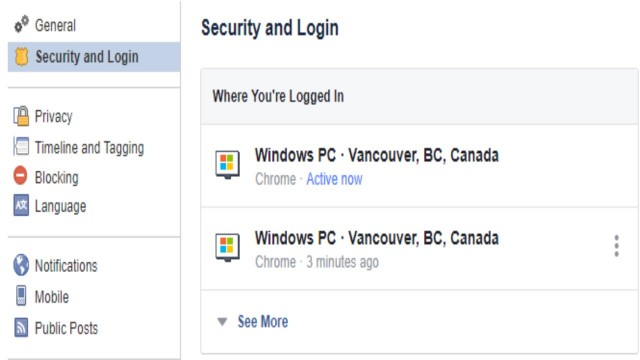 My Facebook Account Hacked what i can do