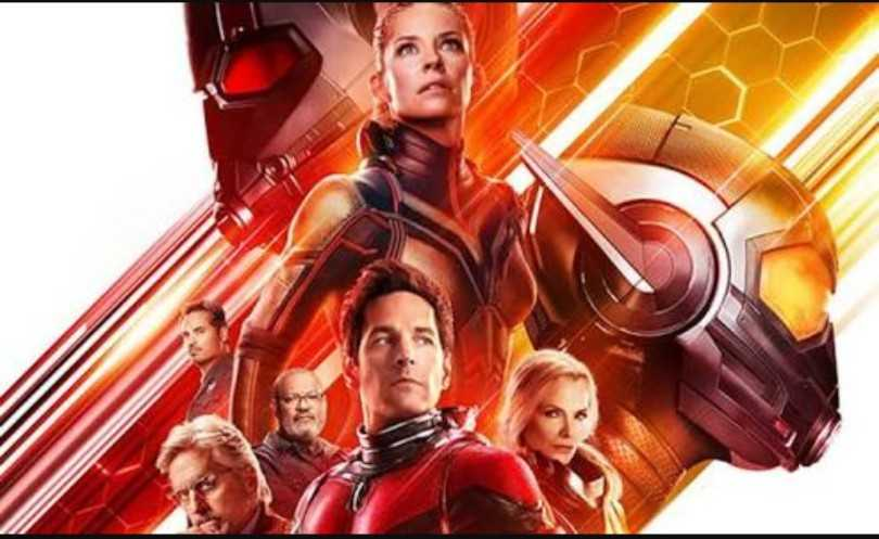 Ant man and the wasp movie 2018