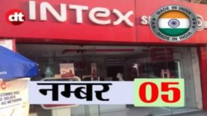 intex india best mobile company
