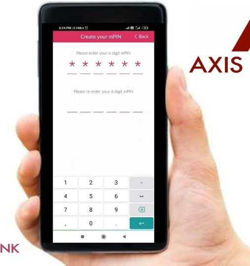 axis-mobile-app-mpin-set-kaise-karen