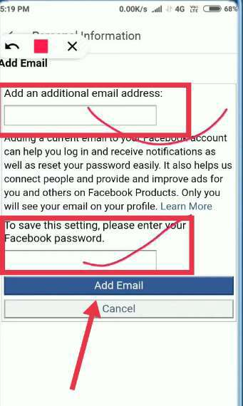 Facebook-me-Mail-id-Jode
