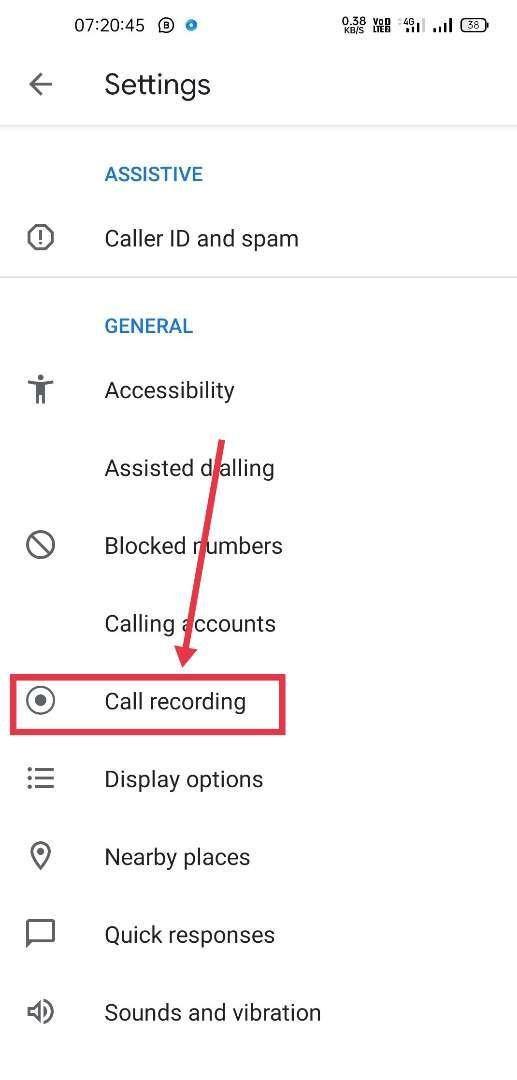 Motorola-phone-Me-call-Recording